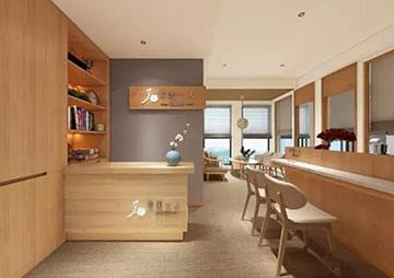 日式风格美容院装修项目