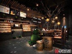 在广州装修一家咖啡厅大概要多少钱,什么风格好