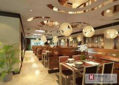 广州餐饮店装修如何少花冤枉钱?
