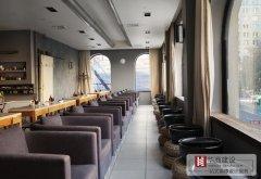 广州足浴按摩店装修设计要点