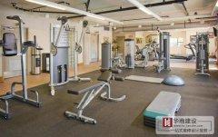 广州健身房装修区域划分与关键点分析