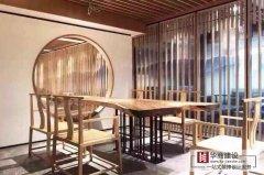 广州茶馆茶楼装修|四种常见的茶馆设计类型