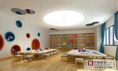 广州幼儿园怎样装修能让孩子更舒适?