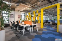 大面积的办公室装修该如何做呢?