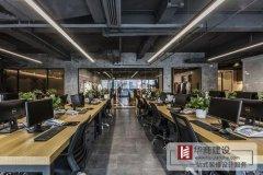 办公室装修设计新趋势创意提升企业形象