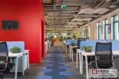 不同办公室装修体现不同企业文化的追求