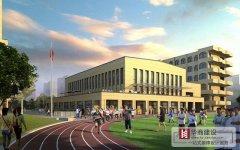 广州现代风学校装修有哪些要求?如何进行学校校园设计?