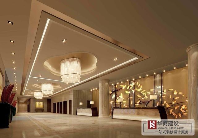 酒店大堂灯光设计要点