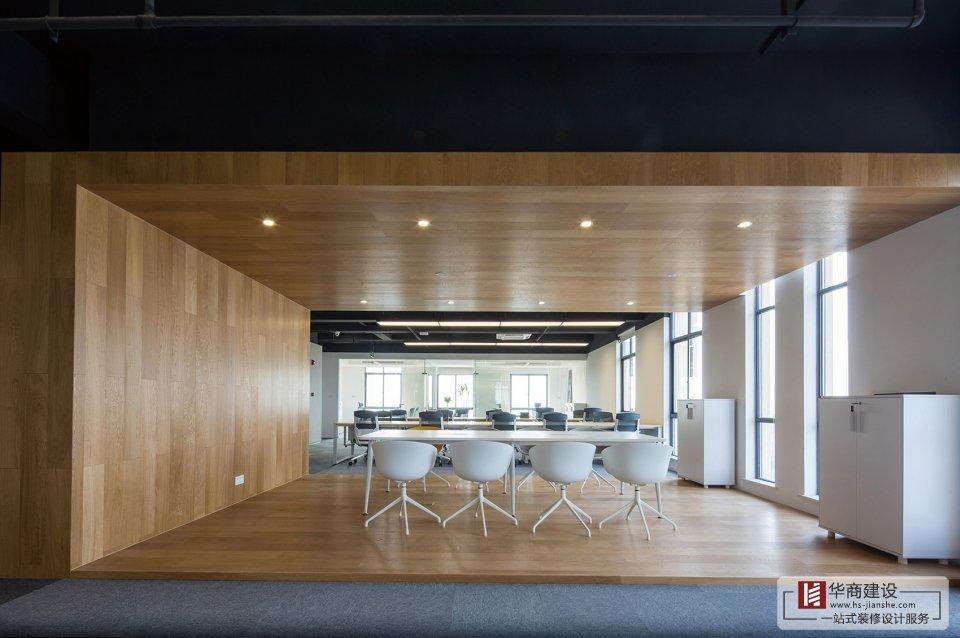 互联网电商办公室写字楼空间设计