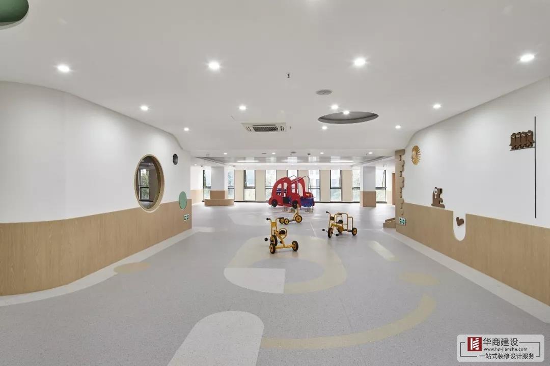 看完这些走心的幼儿园设计,感觉自己过了一个假的童年!