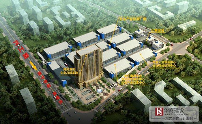 广州新建改建厂房规划,布局结构很重要