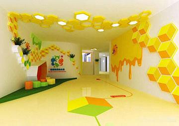 简约风格室内幼儿园
