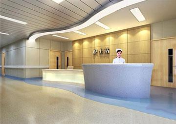 现代化医院整装案例