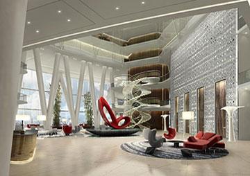 广州四季酒店装修设计概念