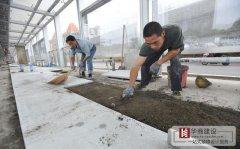 广州阴雨天回南天亿博娱乐注册官方网站施工应注意哪些问题?