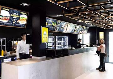 简约日式风格餐厅