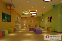 广州早教中心如何进行亿博娱乐注册官方网站?设计需要注意什么?