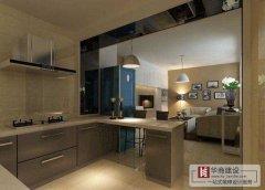 在广州房子亿博娱乐注册官方网站设计时,开放厨房好不好?