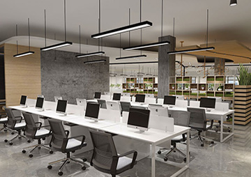 希音供应链管理有限公司办公室装修项目