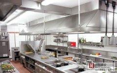 广州餐饮饭店厨房在亿博娱乐注册官方网站设计时要注意事项有哪些?